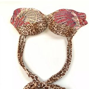 Victoria's Secret Swim - Victorias Secret Bikini Top 32A Bombshell Pink